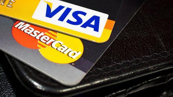 Tarjetas Visa y MasterCard - Sputnik Mundo