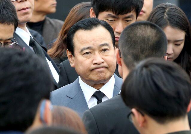 Lee Wan Gu, primer ministro de Corea del Sur