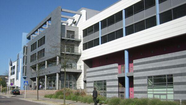 Edificio del Eurostat en Luxemburgo - Sputnik Mundo