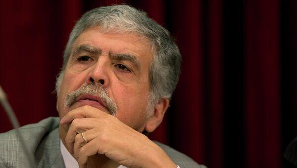 Julio De Vido, ministro de Planificación de Argentina - Sputnik Mundo