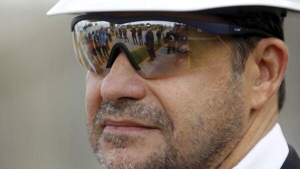 Miguel Galuccio, presidente de la petrolera argentina YPF - Sputnik Mundo