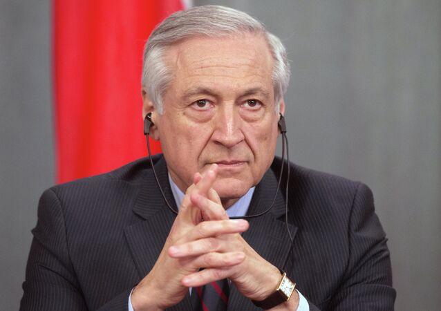 Heraldo Muñoz, ministro de Asuntos Exteriores de Chile