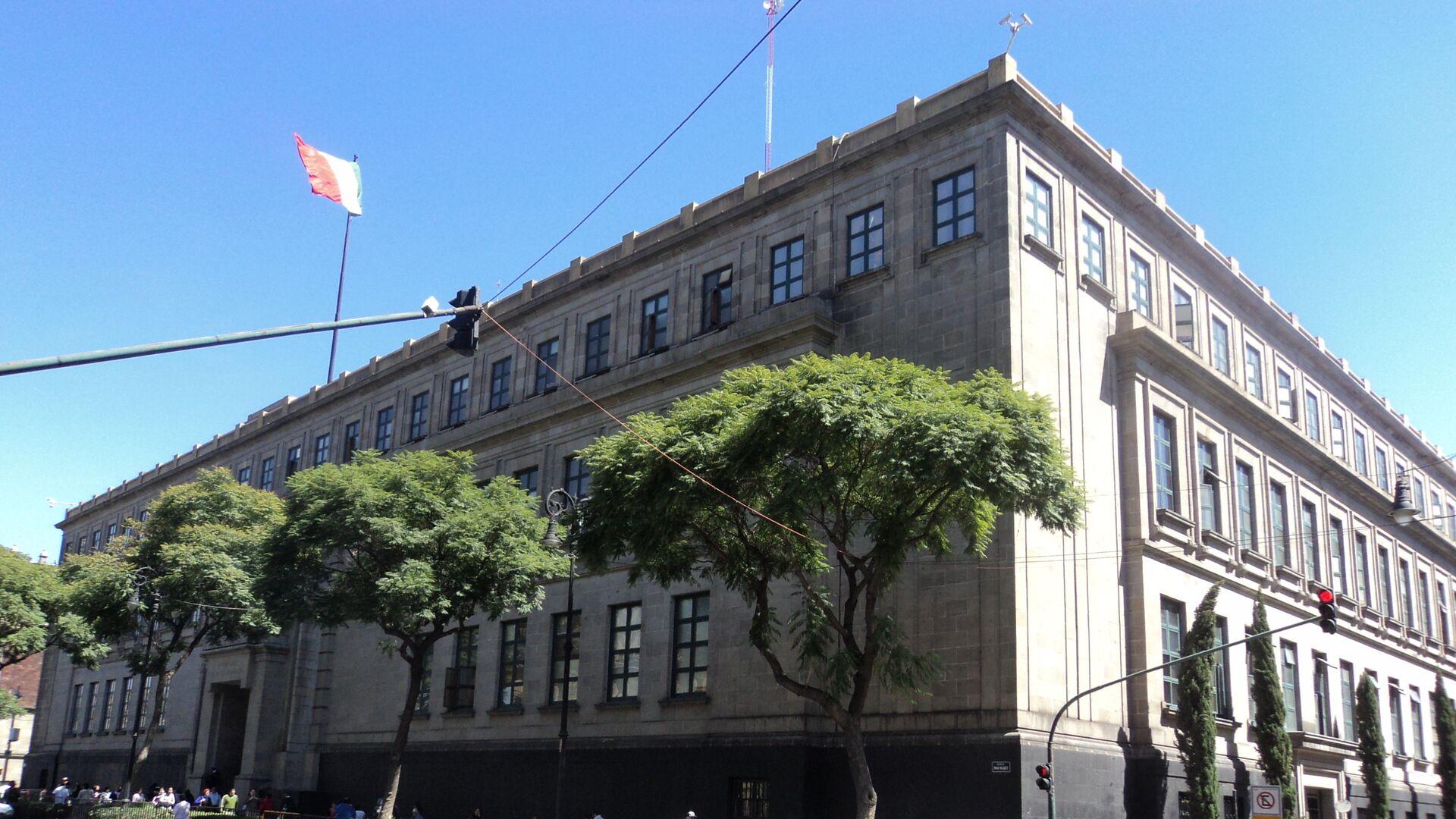 Suprema Corte de Justicia de la Nación (México) - Sputnik Mundo, 1920, 14.06.2021