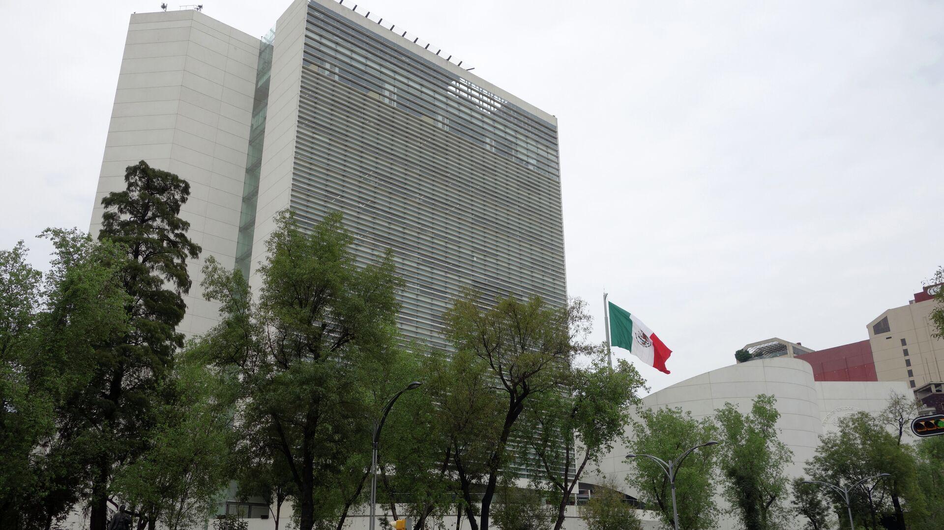 Senado de México - Sputnik Mundo, 1920, 09.02.2021