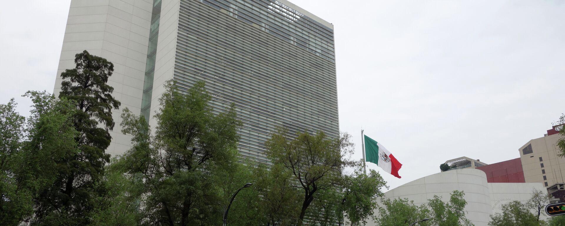 Senado de México - Sputnik Mundo, 1920, 30.04.2021