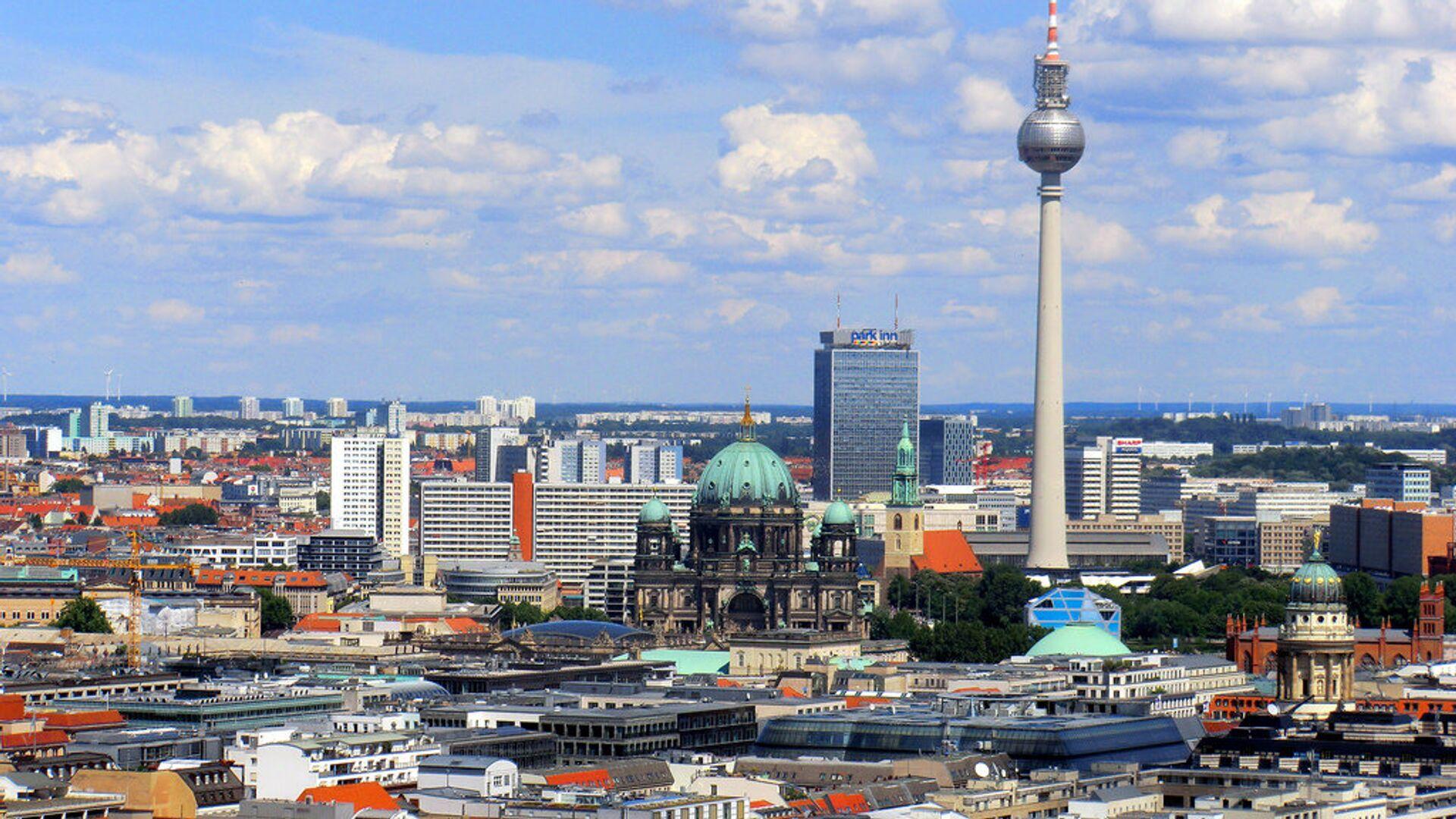 Berlín, la capital de Alemania - Sputnik Mundo, 1920, 01.05.2021