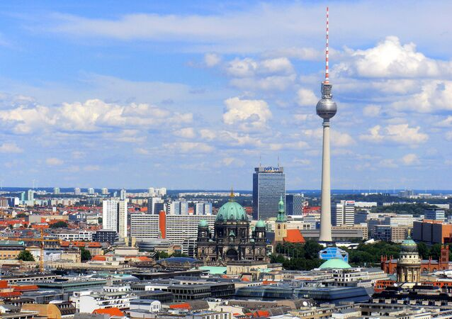 Berlín, la capital de Alemania