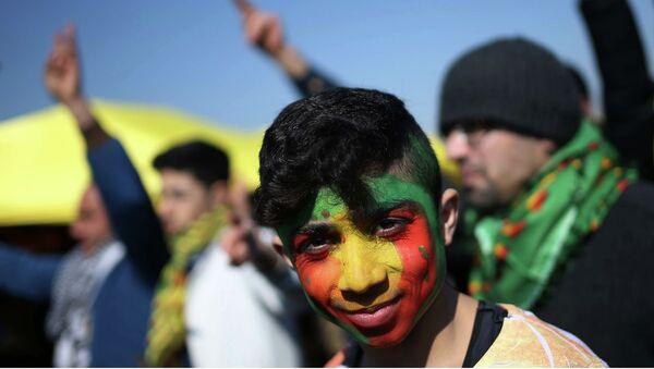 Kurdos de Turquía - Sputnik Mundo