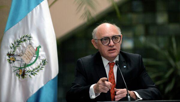 Héctor Timerman, exministro de Relaciones Exteriores de Argentina (archivo) - Sputnik Mundo