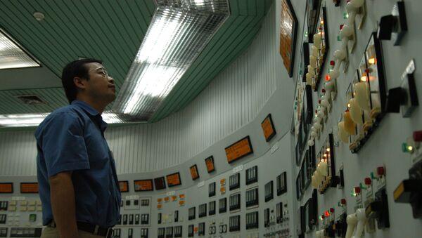 Dentro de una planta nuclear - Sputnik Mundo