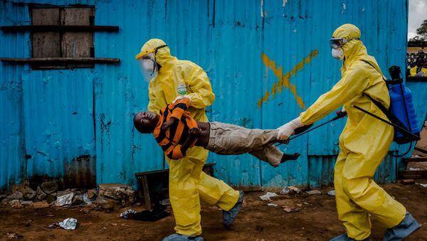 Situación en Liberia, África Occidental (Archive) - Sputnik Mundo