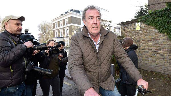Jeremy Clarkson - Sputnik Mundo