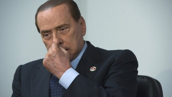 Silvio Berlusconi - Sputnik Mundo