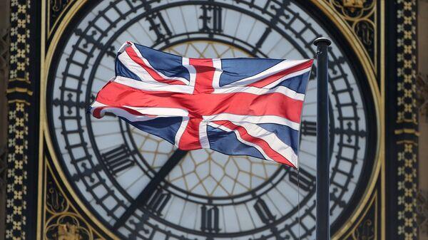 Bandera del Reino Unido (archivo) - Sputnik Mundo