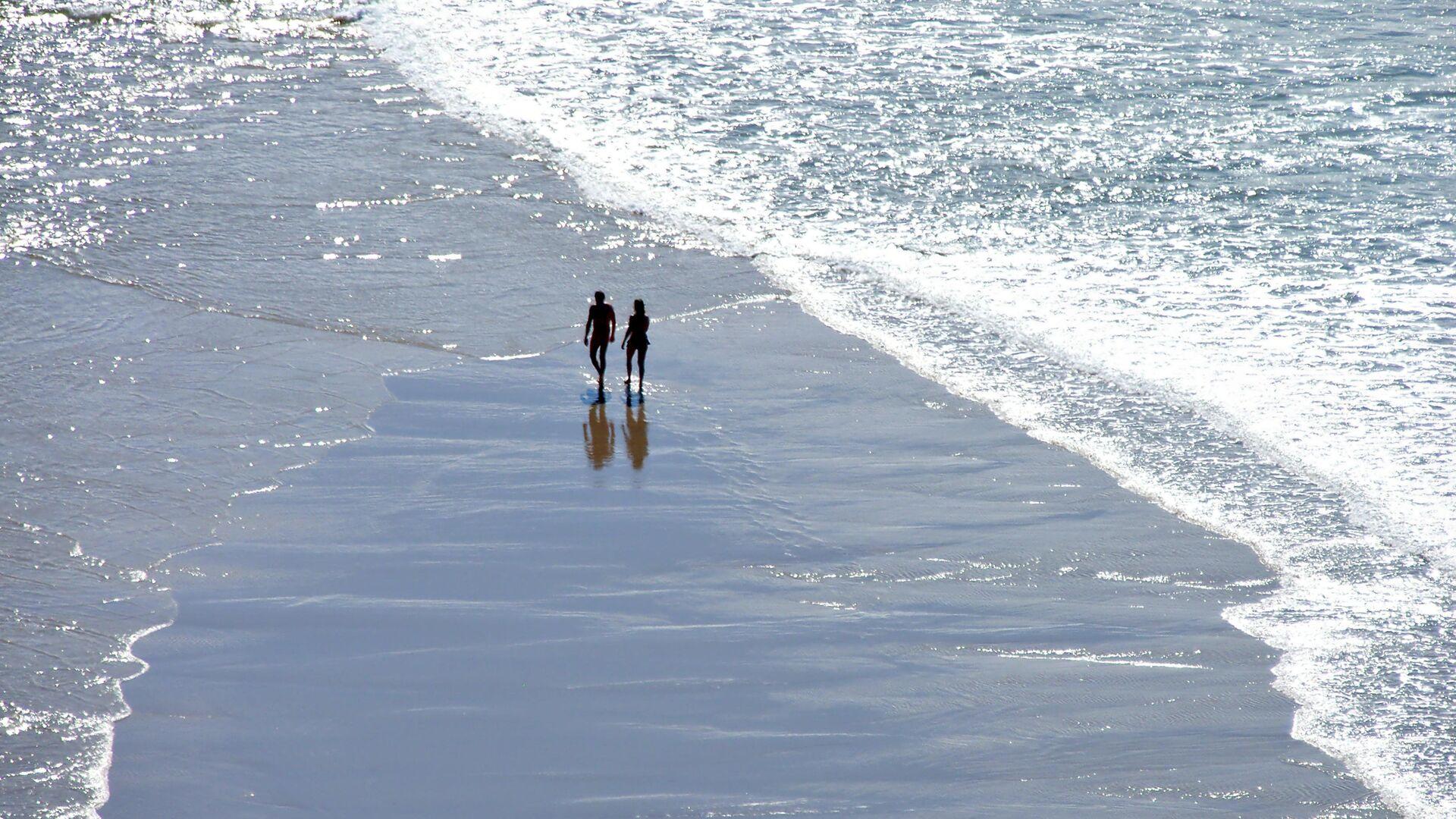 Playa nudista - Sputnik Mundo, 1920, 29.06.2021