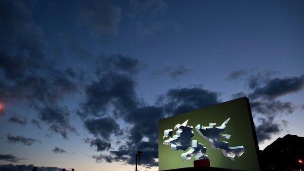 Memorial de Guerra de las Malvinas en Ushuaia, Argentina - Sputnik Mundo
