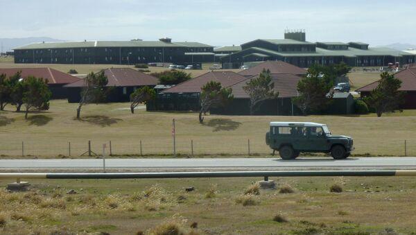 Mount Pleasant, Falkland Islands - Sputnik Mundo
