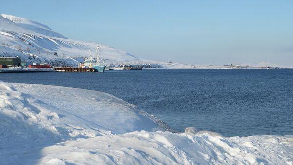 Archipiélago Svalbard (Ártico) - Sputnik Mundo