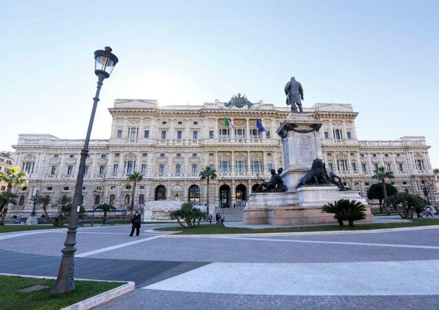 Corte de Apelación de Italia en Roma (Archivo)