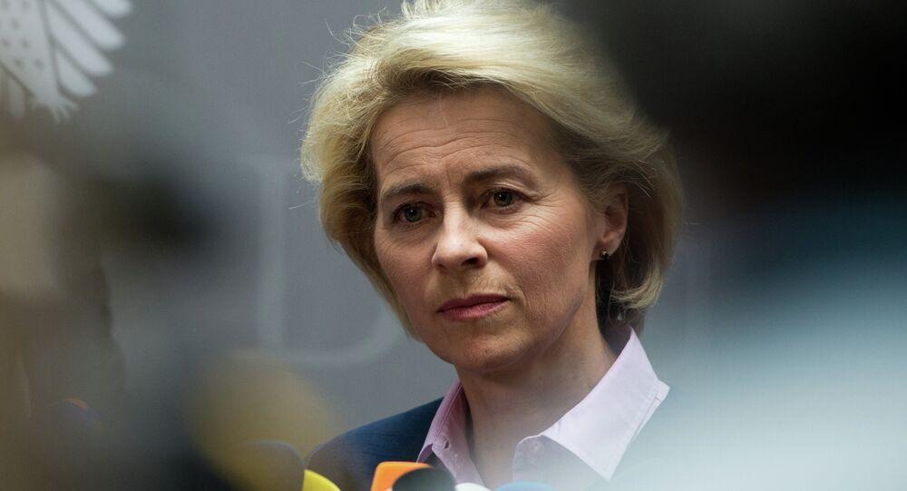 Ursula Von der Leyen, elegida presidenta de la Comisión Europea