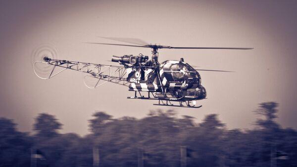 HAL Cheetah (Aérospatiale SA 315 Lama) - Sputnik Mundo