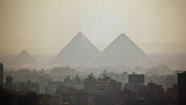 Piramides de Egipto - Sputnik Mundo