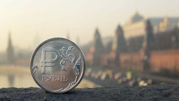Rublo, moneda rusa - Sputnik Mundo