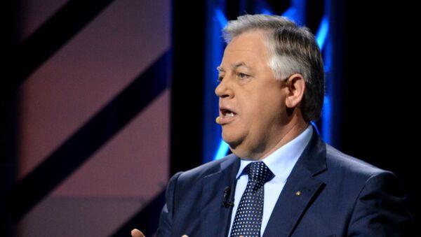 Petró Simonenko, líder del Partido Comunista de Ucrania - Sputnik Mundo