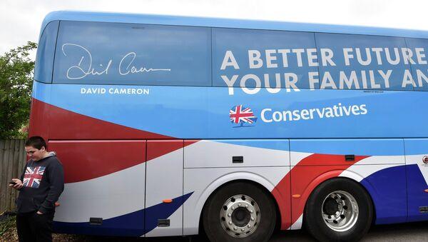 Conservadores británicos - Sputnik Mundo
