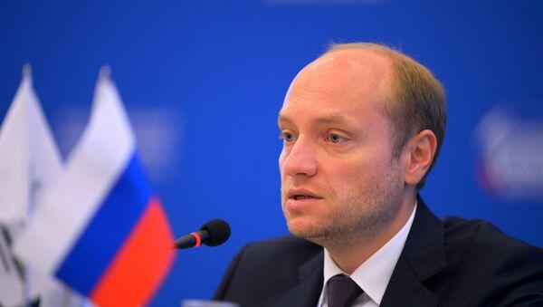 Alexandr Galushka, ministro para el Desarrollo del Lejano Oriente de Rusia - Sputnik Mundo