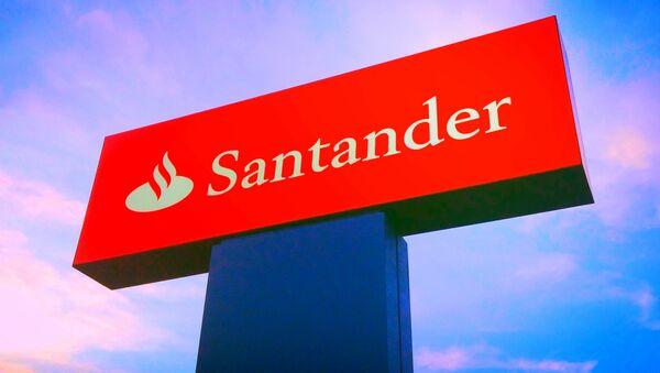 Banco Santander - Sputnik Mundo