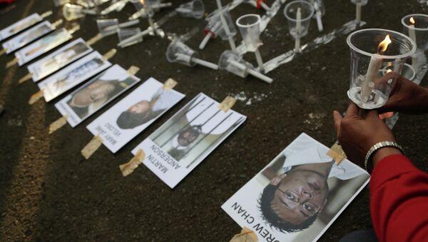 Indonesia ejecuta a ocho de los 'nueve de Bali' - Sputnik Mundo