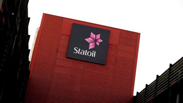 Logo de Statoil (archivo) - Sputnik Mundo