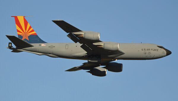 Boeing KC-135R Stratotanker - Sputnik Mundo