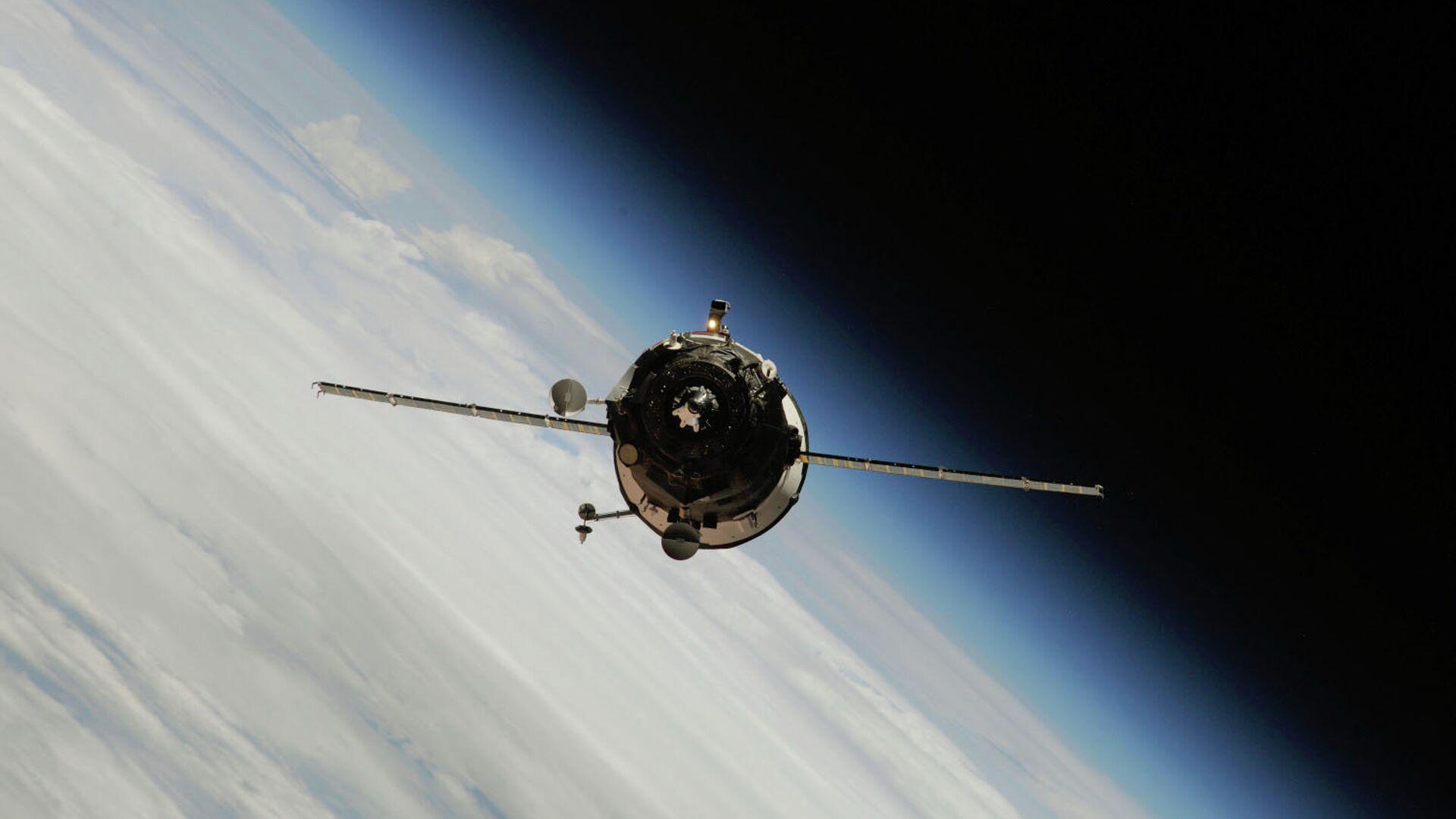Nave Progress-М - Sputnik Mundo, 1920, 27.03.2021