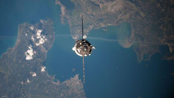 Carguero espacial Progress - Sputnik Mundo