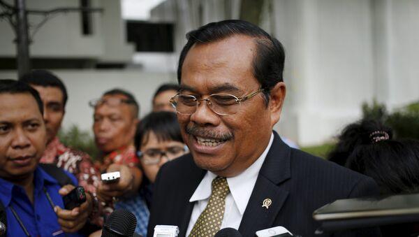 Muhammad Prasetyo, fiscal general de Indonesia - Sputnik Mundo