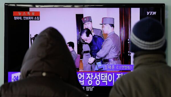 Ejecución del tío de Kim Jong-un, Jang Song-thaek - Sputnik Mundo