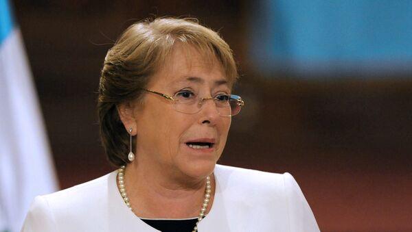 Michele Bachelet, Alta Comisionada de la ONU para los Derechos Humanos - Sputnik Mundo