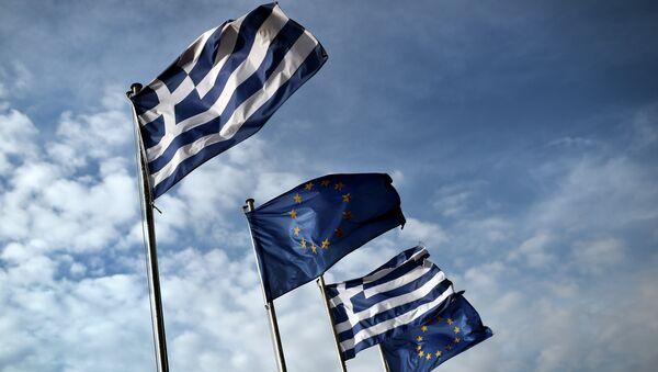 El Eurogrupo promete ayuda a Grecia después de que expire el rescate - Sputnik Mundo