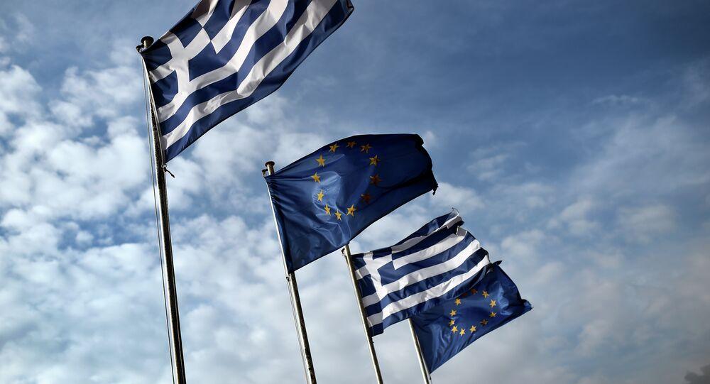 El Eurogrupo promete ayuda a Grecia después de que expire el rescate