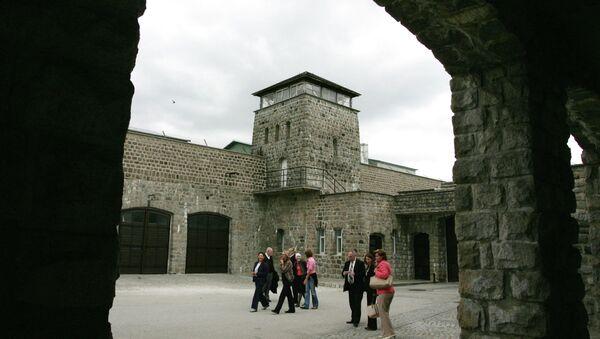 Campo de concentración Mauthausen - Sputnik Mundo