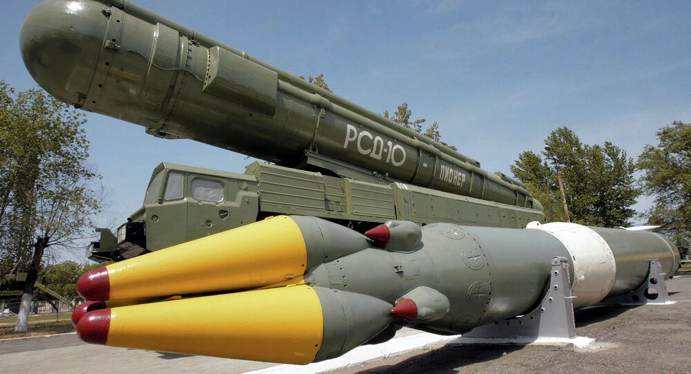 Misil de alcance medio RSD-10 Pioneer