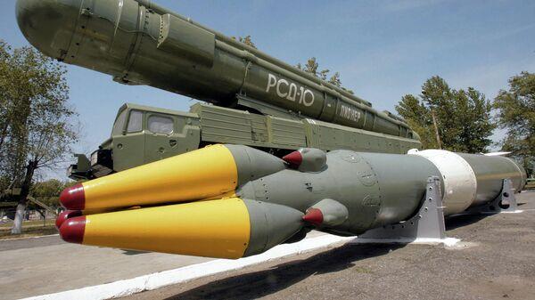 Ракетный комплекс РСД-10 ПИОНЕР - Sputnik Mundo