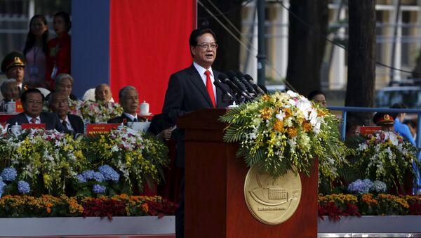 Nguyen Tan Dung, primer ministro de Vietnam - Sputnik Mundo