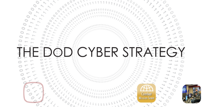 The DoD Cyber Strategy (PDF)