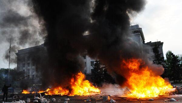 EEUU pide a Kiev investigar abiertamente la tragedia del 2 de mayo de 2014 en Odesa - Sputnik Mundo