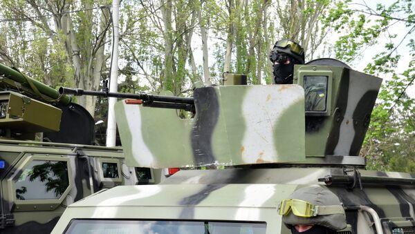 Militare de Ucrania - Sputnik Mundo