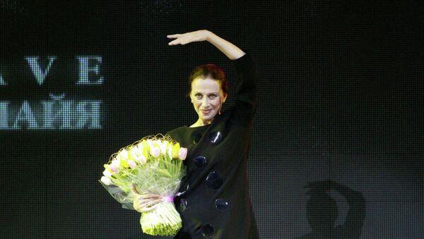 Maya Plisétskaya, bailarina rusa - Sputnik Mundo