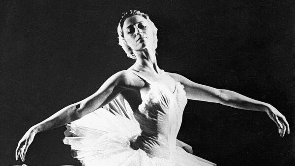Maya Plisétskaya, bailarina legendaria del ballet ruso - Sputnik Mundo